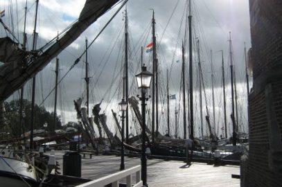 Schnuppersegeln Ijsselmeer 2017